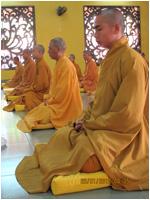Tọa Thiền Đón Xuân Nhâm Thìn 2012 - PL 2556