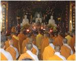 Lễ giỗ Tổ Bồ Đề Đạt Ma tại TVTL Sùng Phúc
